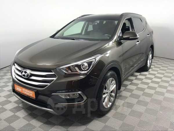 Hyundai Santa Fe, 2017 год, 1 760 000 руб.