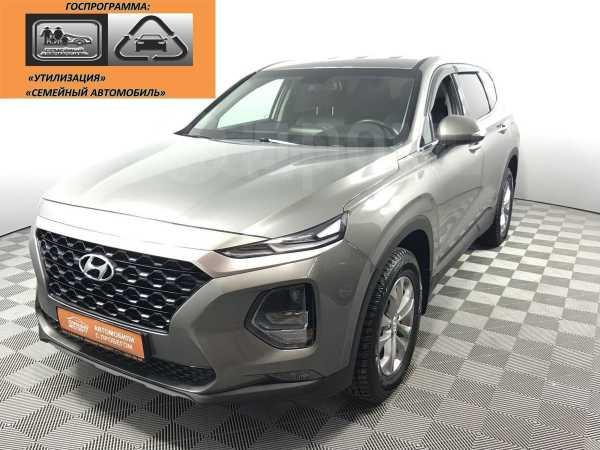 Hyundai Santa Fe, 2018 год, 1 955 000 руб.
