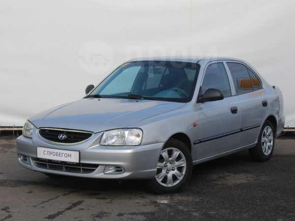 Hyundai Accent, 2004 год, 217 000 руб.
