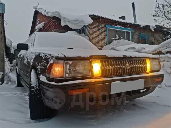 Toyota Crown, 1989 год, 110 000 руб.