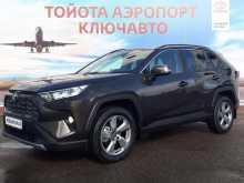 Краснодар RAV4 2020