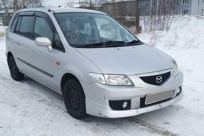 Mazda Premacy, 1999 год, 250 000 руб.