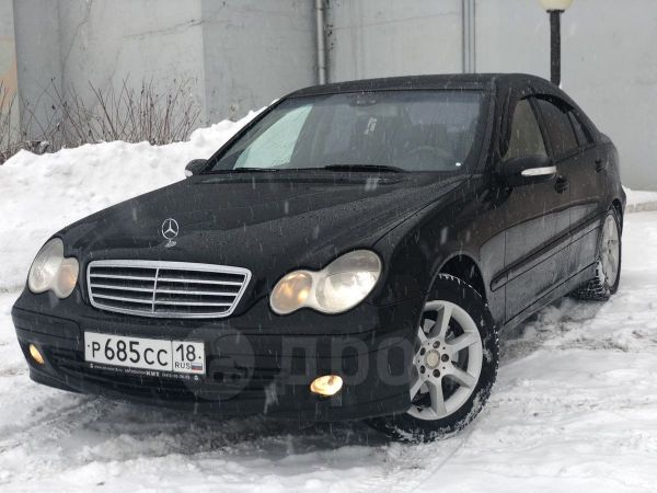 Mercedes-Benz C-Class, 2005 год, 500 000 руб.