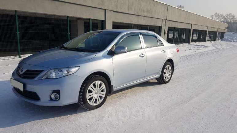 Toyota Corolla, 2012 год, 680 000 руб.
