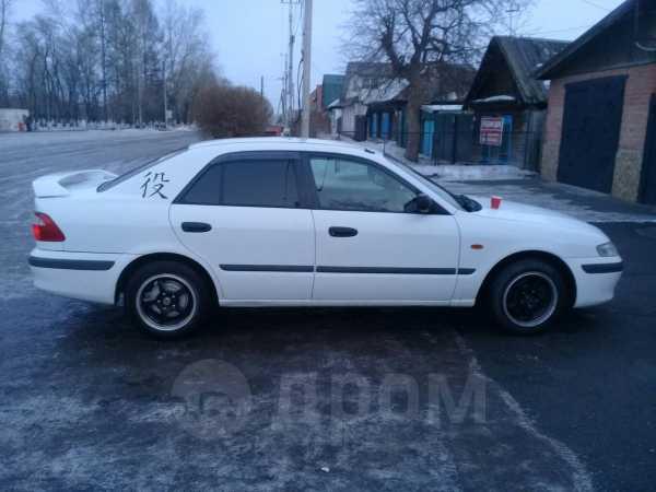 Mazda Capella, 2001 год, 195 000 руб.