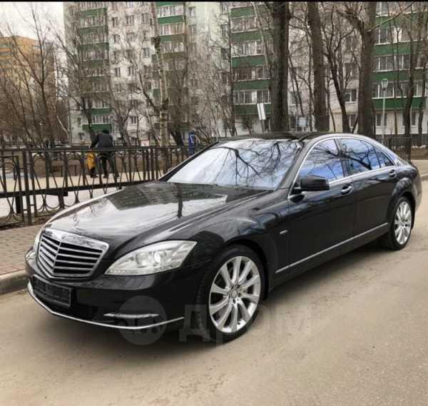 Mercedes-Benz S-Class, 2012 год, 2 000 000 руб.
