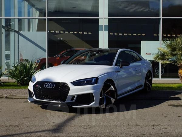 Audi RS5, 2018 год, 7 400 000 руб.