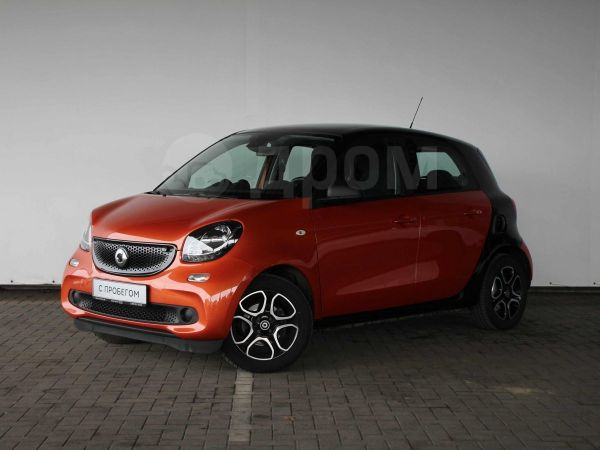 Smart Forfour, 2016 год, 700 000 руб.