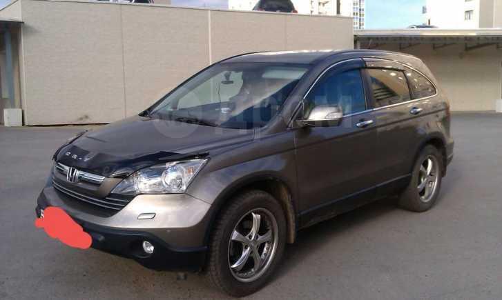 Honda CR-V, 2008 год, 885 000 руб.