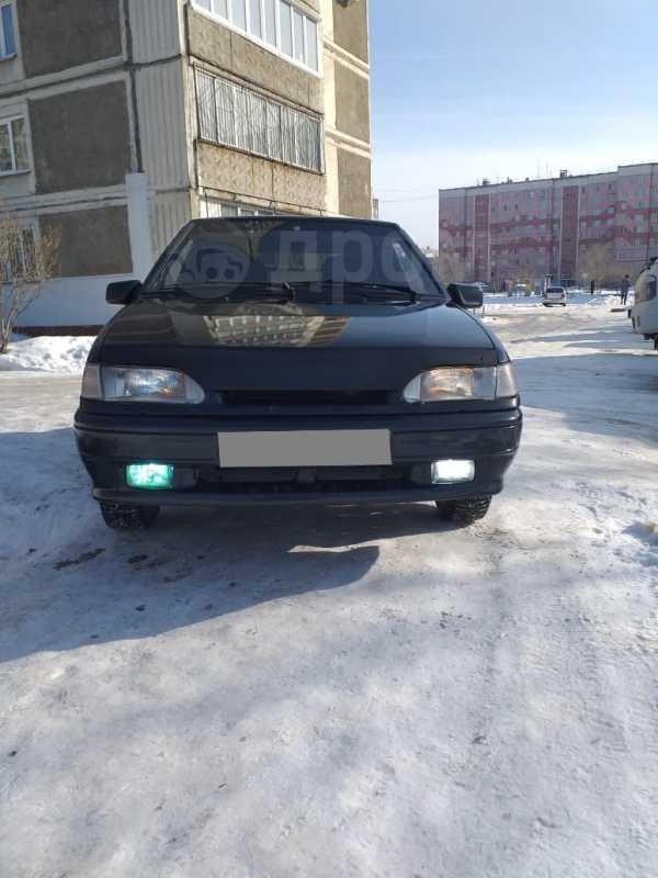 Лада 2114 Самара, 2007 год, 125 000 руб.
