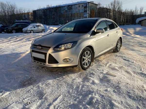 Ford Focus, 2012 год, 399 000 руб.