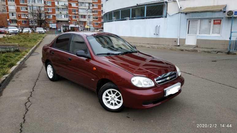 Chevrolet Lanos, 2007 год, 175 000 руб.
