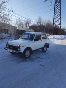 Иркутск 4x4 2121 Нива 2015