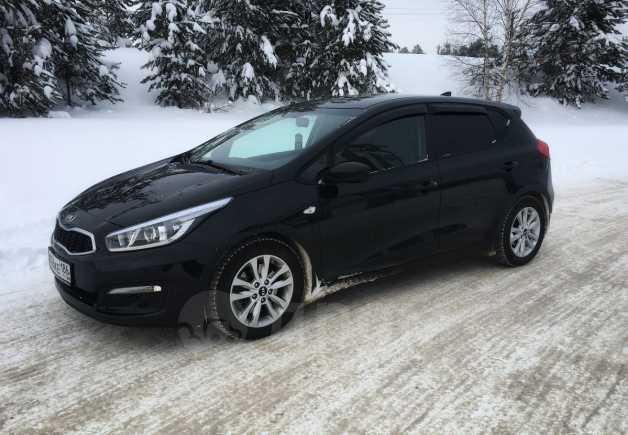 Kia Ceed, 2017 год, 800 000 руб.