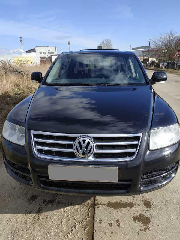 Volkswagen Touareg, 2005 год, 520 000 руб.