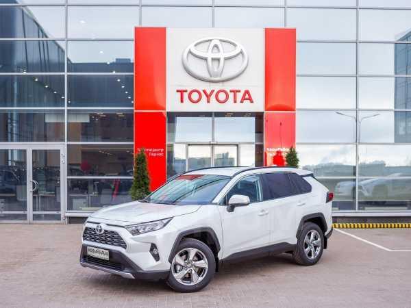 Toyota RAV4, 2020 год, 2 006 000 руб.