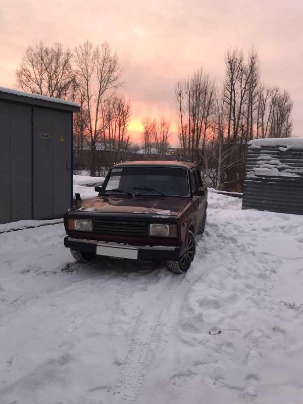 Лада 2105, 2007 год, 75 000 руб.