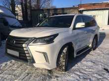 Новокузнецк LX450 2016