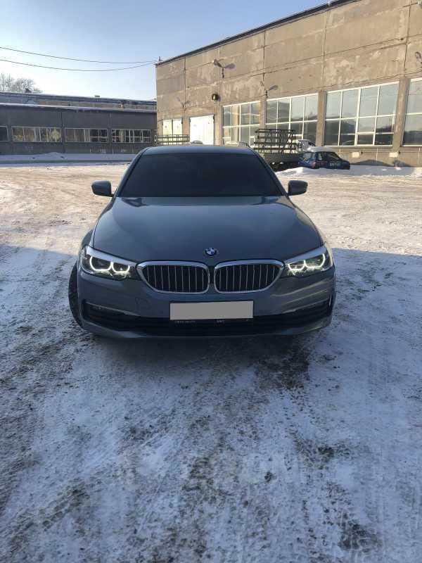 BMW 5-Series, 2018 год, 2 800 000 руб.