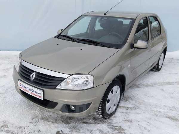 Renault Logan, 2012 год, 358 000 руб.