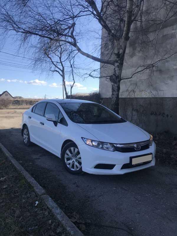 Honda Civic, 2012 год, 629 000 руб.