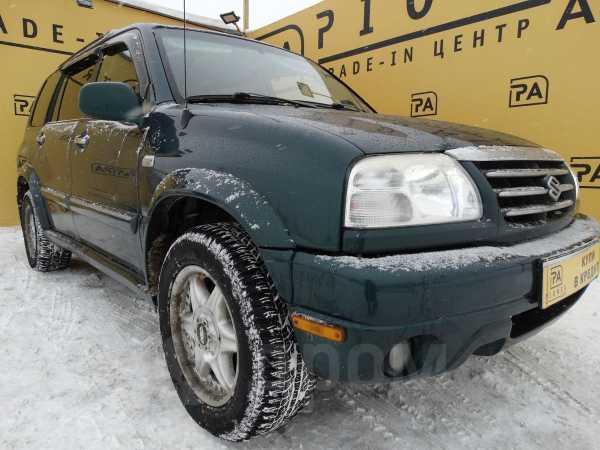 Suzuki Grand Vitara, 2002 год, 397 000 руб.