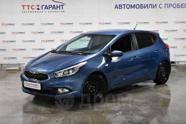 Kia Ceed, 2013 год, 608 000 руб.