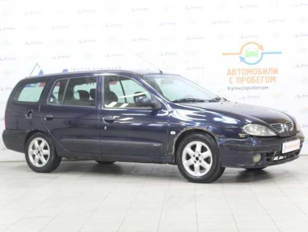 Renault Megane, 2000 год, 35 000 руб.