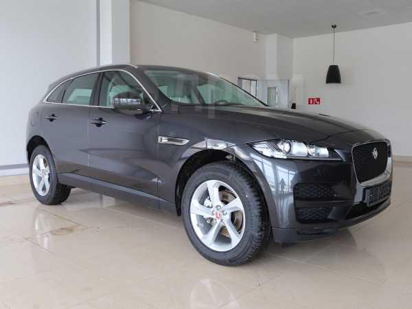 Jaguar F-Pace, 2020 год, 4 318 000 руб.