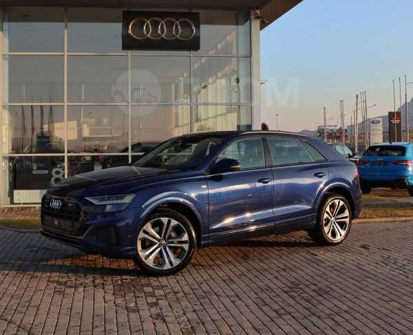Audi Q8, 2019 год, 6 000 000 руб.