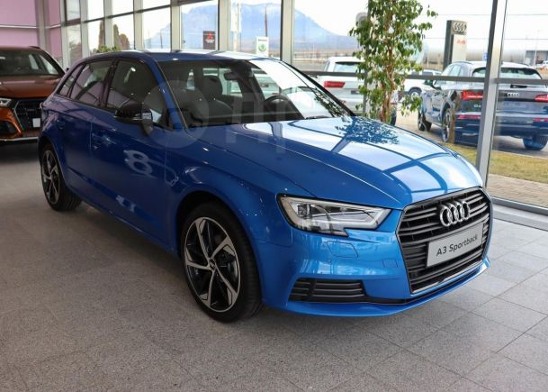 Audi A3, 2019 год, 1 780 000 руб.