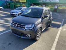 Владивосток Suzuki Ignis 2017