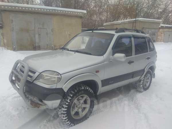 Chevrolet Niva, 2007 год, 192 000 руб.