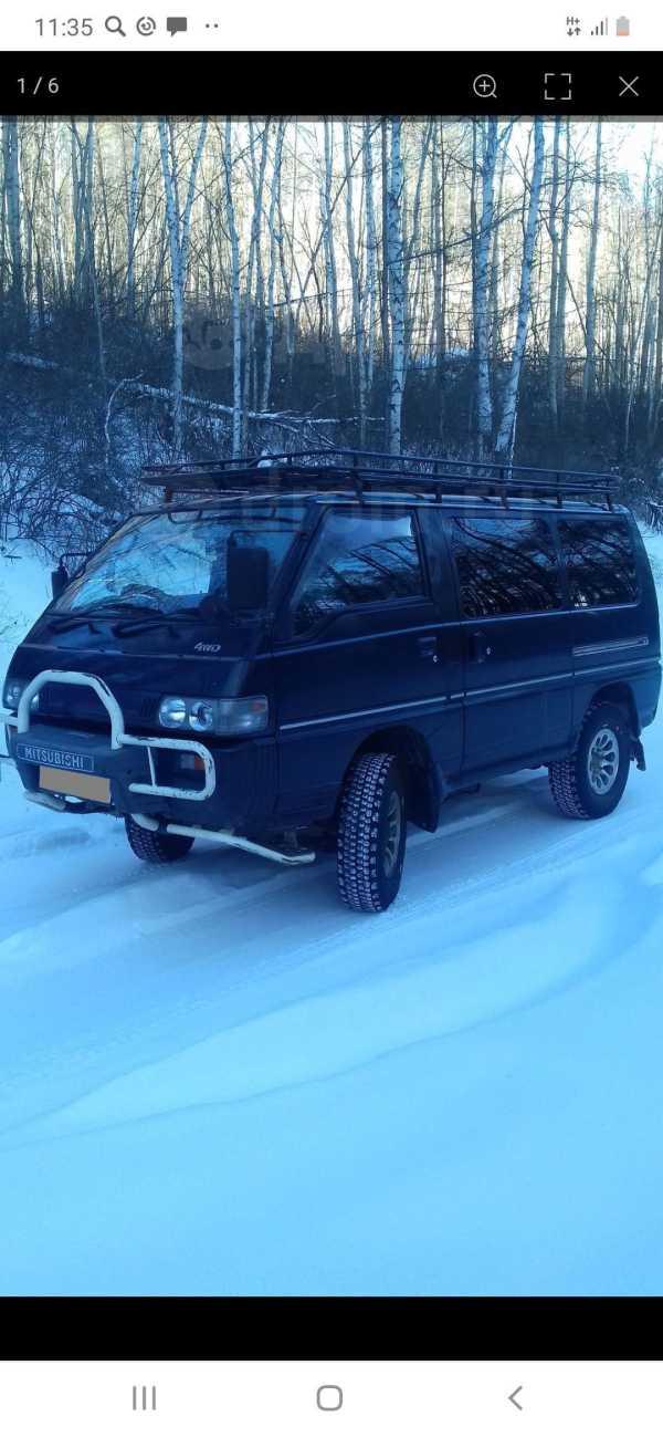 Mitsubishi Delica, 1994 год, 100 000 руб.
