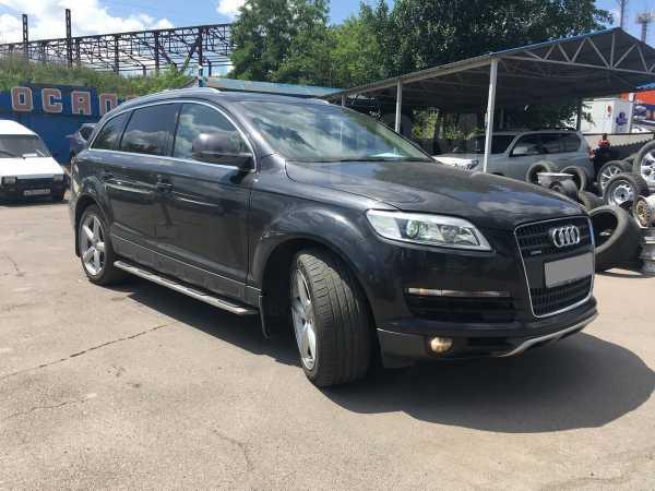 Audi Q7, 2006 год, 760 000 руб.