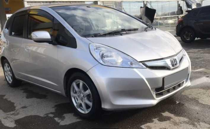 Honda Fit, 2011 год, 485 000 руб.