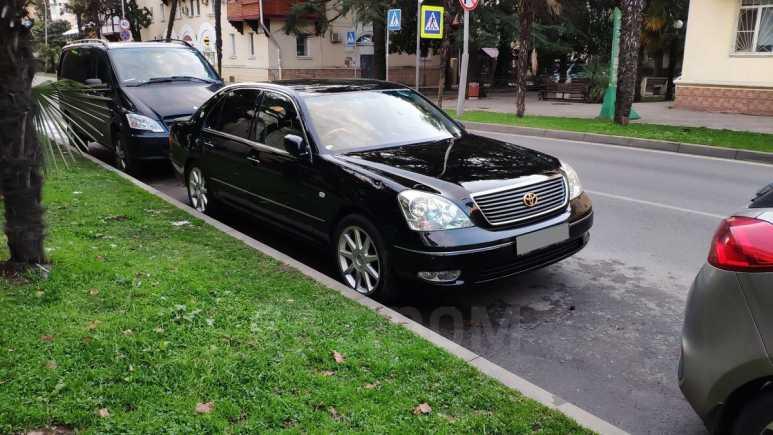 Toyota Celsior, 2001 год, 280 000 руб.