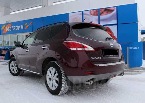 Nissan Murano, 2012 год, 1 030 000 руб.