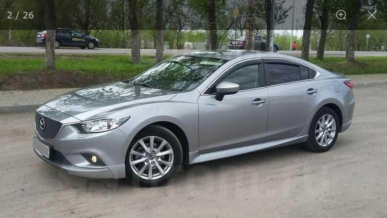 Mazda Mazda6, 2013 год, 1 040 000 руб.