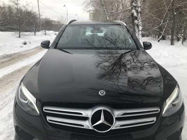 Mercedes-Benz GLC, 2017 год, 2 170 000 руб.