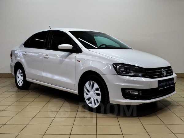 Volkswagen Polo, 2017 год, 525 000 руб.