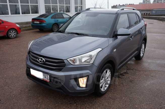 Hyundai Creta, 2016 год, 1 000 000 руб.