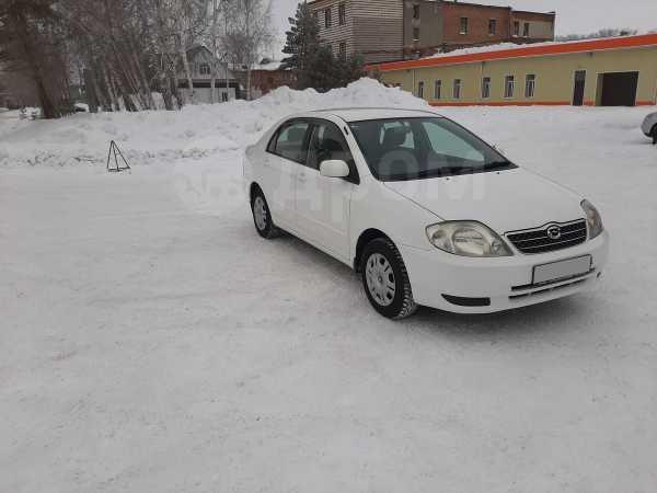 Toyota Corolla, 2002 год, 367 000 руб.