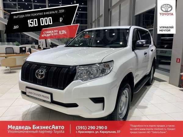 Toyota Land Cruiser Prado, 2019 год, 2 499 000 руб.