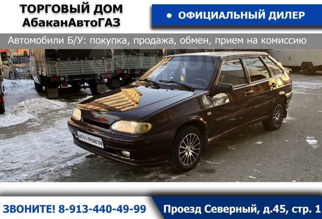 Лада 2114 Самара, 2012 год, 184 000 руб.