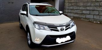 Чита Toyota RAV4 2014