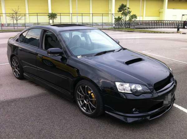Subaru Legacy B4, 2004 год, 305 000 руб.