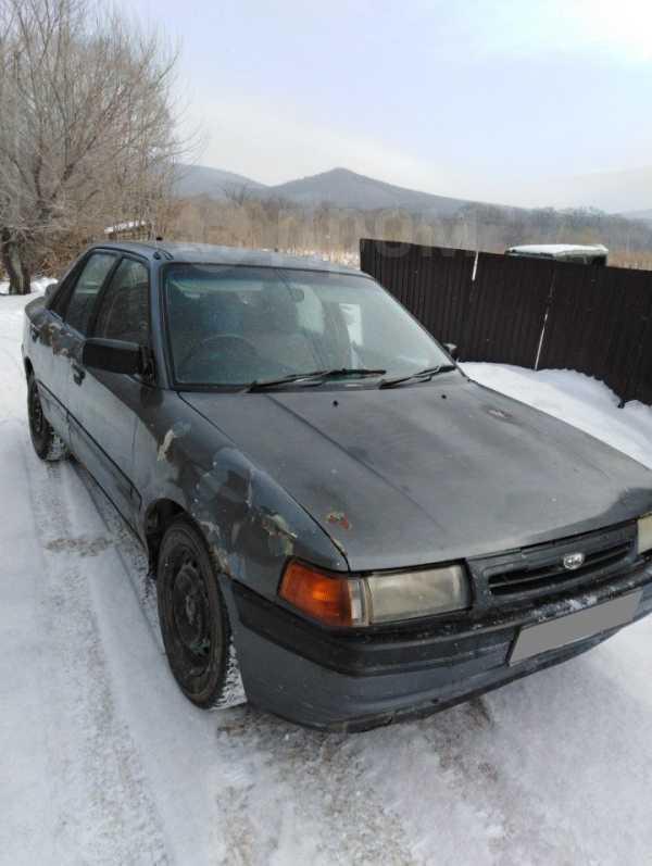 Mazda Familia, 1989 год, 22 000 руб.