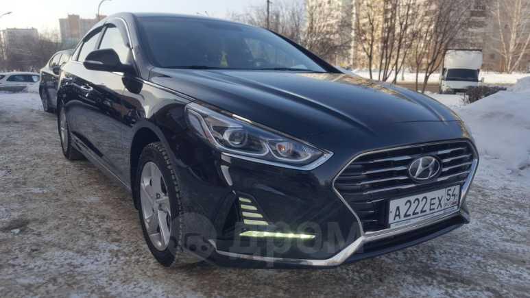 Hyundai Sonata, 2019 год, 1 530 000 руб.