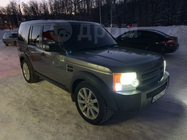 Land Rover Discovery, 2008 год, 780 000 руб.